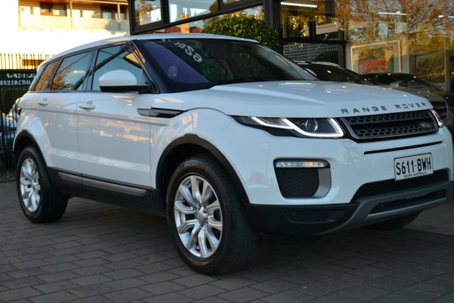 Used Land Rover Range Rover Evoque L538 MY15 TD4 Pure Tech, 2015 Land Rover Range Rover Evoque L538 MY15 TD4 Pure Tech 9 Speed Sports Automatic Wagon
