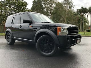 2007 Land Rover Discovery 3 SE Black 6 Speed Sports Automatic Wagon.