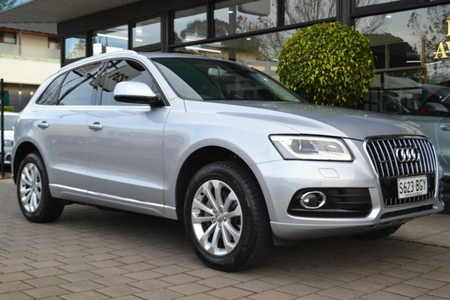 Used Audi Q5 8R MY15 TFSI Tiptronic Quattro, 2015 Audi Q5 8R MY15 TFSI Tiptronic Quattro 8 Speed Sports Automatic Wagon