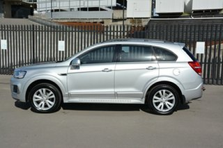 2016 Holden Captiva CG MY16 LT AWD Silver 6 Speed Sports Automatic Wagon