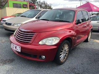 2006 Chrysler PT Cruiser PG MY2007 Touring GT Red 4 Speed Automatic Wagon