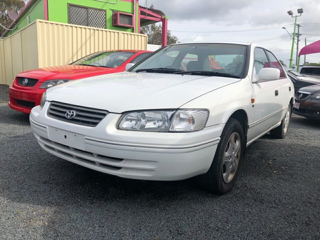 Used Toyota Camry ACV36R Altise, 2004 Toyota Camry ACV36R Altise White 5 Speed Manual Sedan