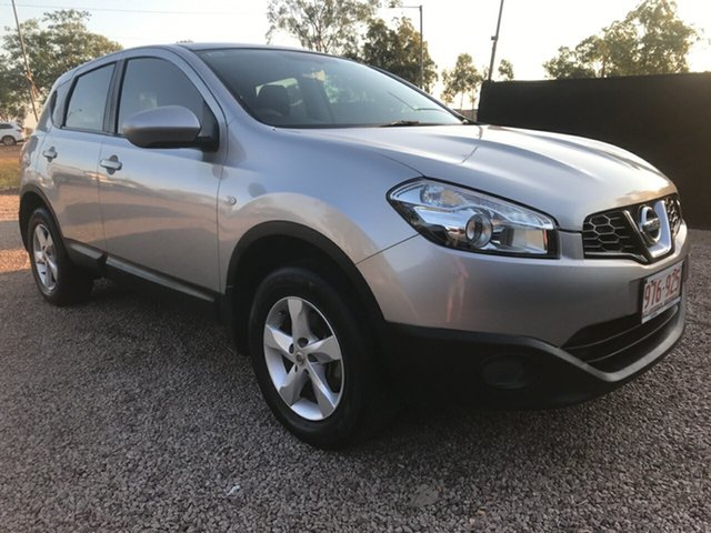 Used Nissan Dualis J10 MY2009 ST Hatch, 2010 Nissan Dualis J10 MY2009 ST Hatch Grey 6 Speed Manual Hatchback