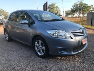2010 Toyota Corolla ZRE152R MY10 Conquest Grey 4 Speed Automatic Hatchback.
