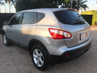 2010 Nissan Dualis J10 MY2009 ST Hatch Grey 6 Speed Manual Hatchback