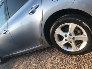 2010 Toyota Corolla ZRE152R MY10 Conquest Grey 4 Speed Automatic Hatchback
