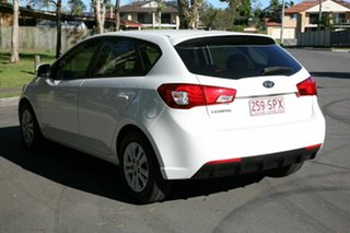 2012 Kia Cerato TD MY13 SI White 6 Speed Sports Automatic Hatchback.