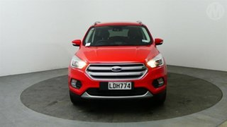 2018 Ford Escape Trend AWD Red 6 Speed Automatic Wagon.