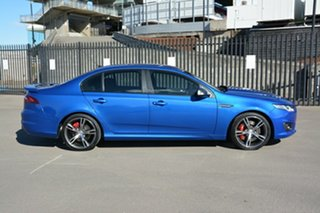2015 Ford Falcon FG X XR8 Blue 6 Speed Manual Sedan