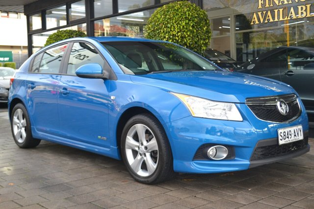 Used Holden Cruze JH Series II MY14 SRi, 2013 Holden Cruze JH Series II MY14 SRi 6 Speed Sports Automatic Hatchback
