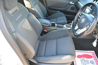 2010 Holden Special Vehicles ClubSport E Series 3 R8 White 6 Speed Sports Automatic Sedan