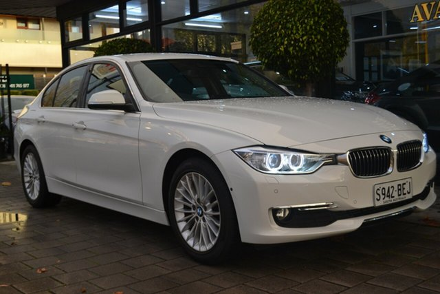 Used BMW 316i F30 MY1114 Luxury Line, 2015 BMW 316i F30 MY1114 Luxury Line 8 Speed Automatic Sedan