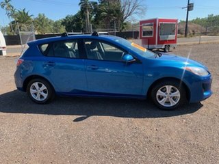 2011 Mazda 3 Sport Blue 4 Speed Auto Active Select Hatchback
