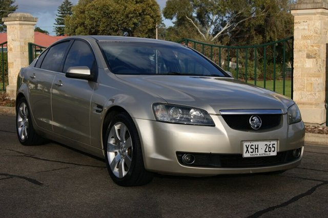 Used Holden Calais VE , 2006 Holden Calais VE Gold 6 Speed Automatic Sedan