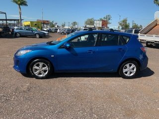 2011 Mazda 3 Sport Blue 4 Speed Auto Active Select Hatchback.