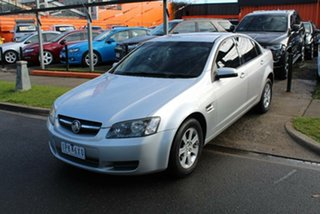 2008 Holden Commodore VE MY09 Omega (D/Fuel) Silver 4 Speed Automatic Sedan.