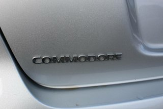 2008 Holden Commodore VE MY09 Omega (D/Fuel) Silver 4 Speed Automatic Sedan