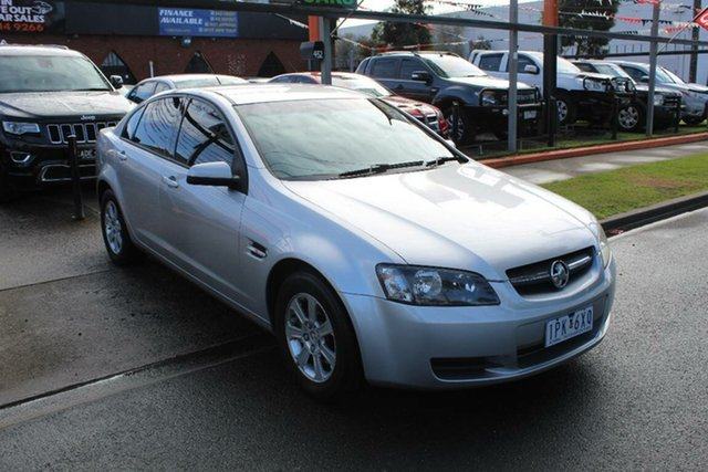 Used Holden Commodore VE MY09 Omega (D/Fuel), 2008 Holden Commodore VE MY09 Omega (D/Fuel) Silver 4 Speed Automatic Sedan
