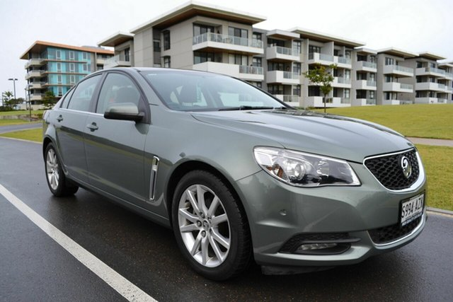 Used Holden Commodore VF MY14 International, 2013 Holden Commodore VF MY14 International Grey 6 Speed Sports Automatic Sedan