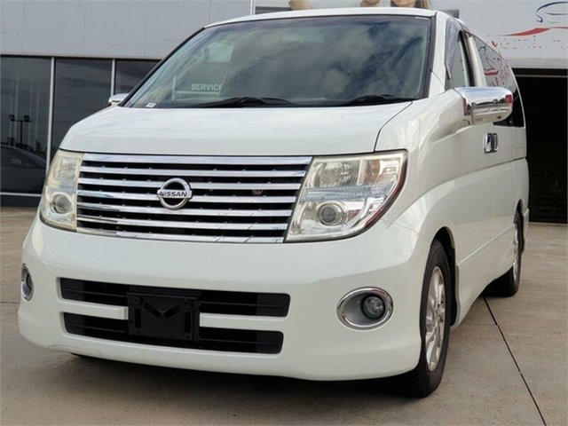 Used Nissan Elgrand E51 Highway Star, 2006 Nissan Elgrand E51 Highway Star Automatic Wagon