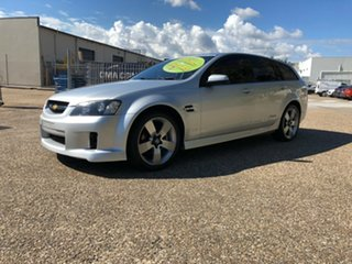 2008 Holden Commodore VE MY09 SS V Sportwagon Silver 6 Speed Sports Automatic Wagon
