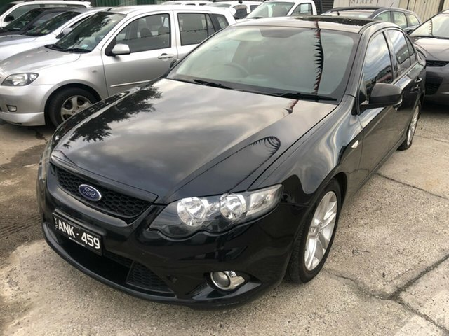 Used Ford Falcon FG Upgrade XR6, 2010 Ford Falcon FG Upgrade XR6 6 Speed Auto Seq Sportshift Sedan