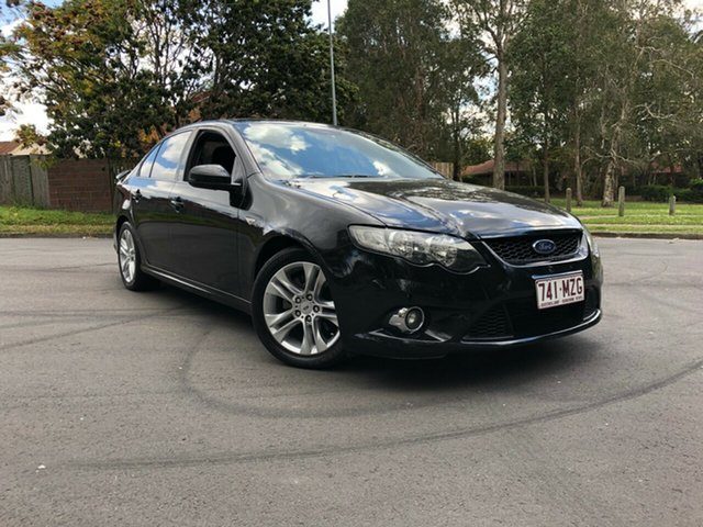 Used Ford Falcon FG XR6, 2010 Ford Falcon FG XR6 Black 5 Speed Sports Automatic Sedan