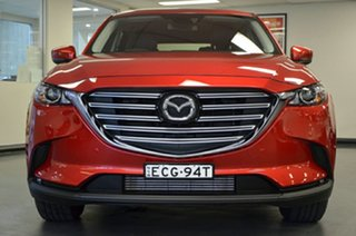 2016 Mazda CX-9 TC Touring SKYACTIV-Drive Soul Red 6 Speed Sports Automatic Wagon