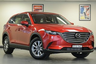 2016 Mazda CX-9 TC Touring SKYACTIV-Drive Soul Red 6 Speed Sports Automatic Wagon.