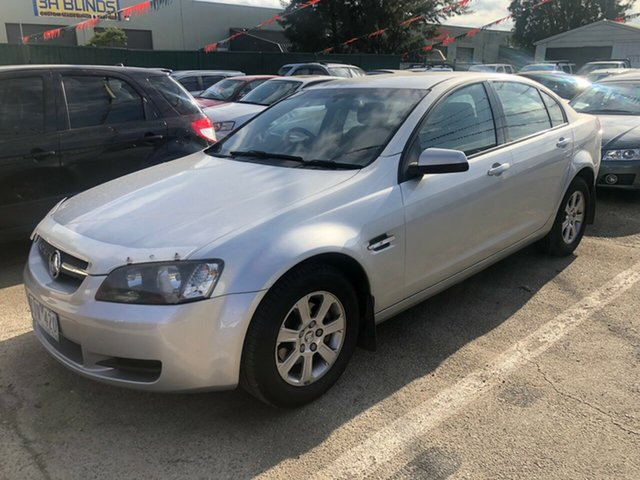 Used Holden Commodore VE MY09.5 Omega, 2009 Holden Commodore VE MY09.5 Omega Silver 4 Speed Automatic Sedan