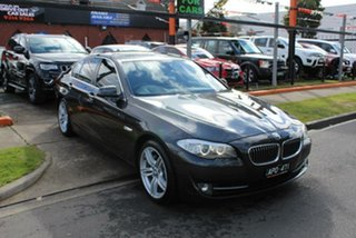 2010 BMW 535i F10 Grey 8 Speed Automatic Sedan.