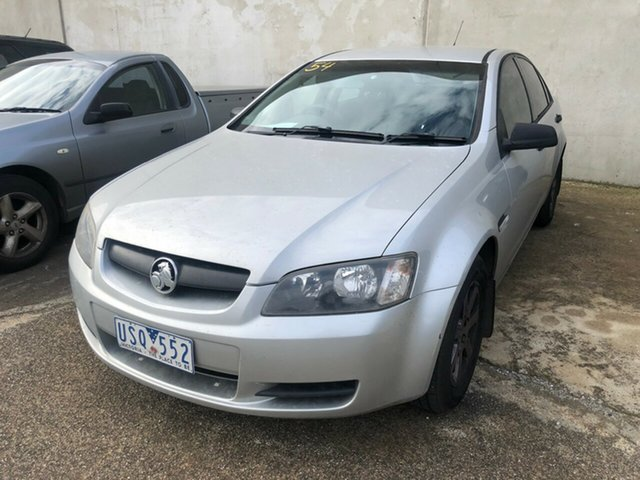 Used Holden Commodore VE MY08 Omega (D/Fuel), 2007 Holden Commodore VE MY08 Omega (D/Fuel) Silver 4 Speed Automatic Sedan