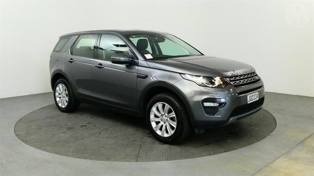 Used Land Rover Discovery Sport  , 2016 Land Rover Discovery Sport SE TD4 Grey 5 Speed Automatic Wagon
