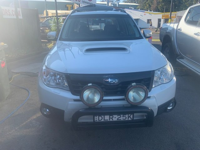 Used Subaru Forester  Premium, 2011 Subaru Forester DIESEL 2.0 DT Premium White 6 Speed Manual Wagon