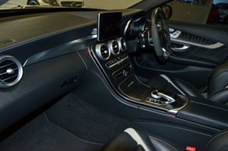 2015 Mercedes-Benz C-Class S205 806MY C63 AMG Estate SPEEDSHIFT MCT S Palladium Silver 7 Speed
