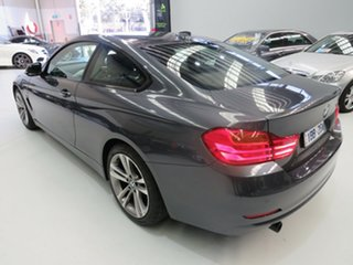 2013 BMW 420d F32 Sport Line Mineral Grey 8 Speed Automatic Coupe