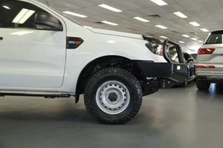 2016 Ford Ranger PX MkII XL Super Cab White 6 Speed Manual Cab Chassis