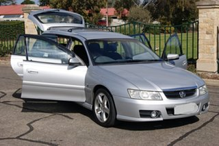 2005 Holden Berlina VZ Silver 4 Speed Automatic Wagon