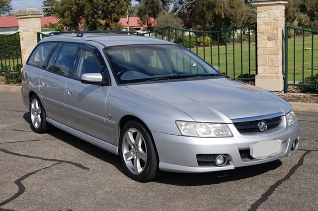 Used Holden Berlina VZ , 2005 Holden Berlina VZ Silver 4 Speed Automatic Wagon