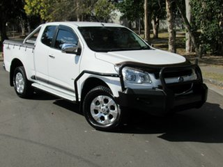 2013 Holden Colorado RG MY13 LTZ Space Cab White 6 Speed Sports Automatic Utility.