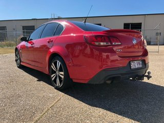 2014 Holden Commodore VF MY14 SV6 Storm Red 6 Speed Sports Automatic Sedan