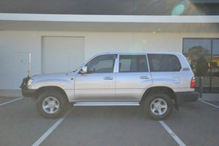 1999 Toyota Landcruiser HZJ105R RV (4x4) Silver 5 Speed Manual 4x4 Wagon