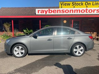 2009 Holden Cruze 1.8 Bronze 5 Speed Automatic Sedan.