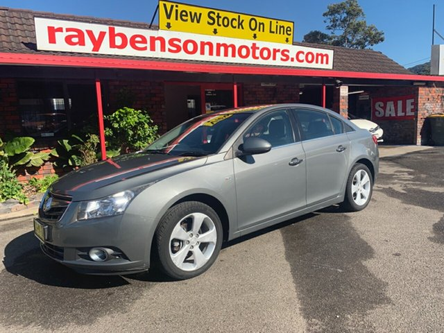 Used Holden Cruze  , 2009 Holden Cruze 1.8 Bronze 5 Speed Automatic Sedan