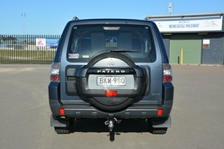 2009 Mitsubishi Pajero NT MY09 GLS Grey 5 Speed Sports Automatic Wagon
