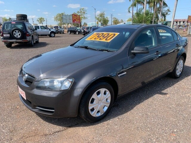 Used Holden Commodore VE Omega, 2007 Holden Commodore VE Omega Grey 4 Speed Auto Active Select Sedan