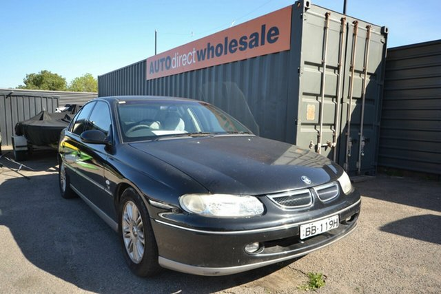Used Holden Calais VTII , 2000 Holden Calais VTII Black 4 Speed Automatic Sedan