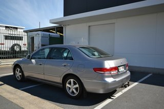 2005 Honda Accord 40 VTi Silver 5 Speed Automatic Sedan