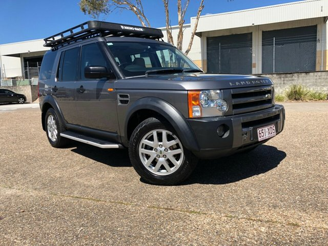 Used Land Rover Discovery 3 Series 3 08MY SE, 2008 Land Rover Discovery 3 Series 3 08MY SE Grey 6 Speed Sports Automatic Wagon