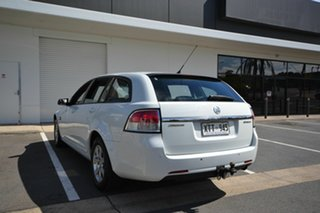 2008 Holden Commodore VE MY09 Omega White 4 Speed Automatic Sportswagon